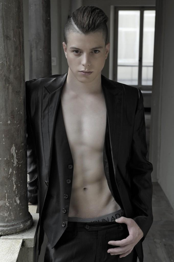 Lucas Fischer, Foto by Sandro Bross