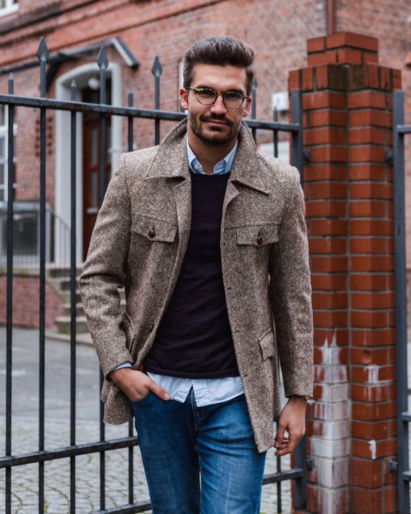 Streetwear Fahion Tipp Winterjacke