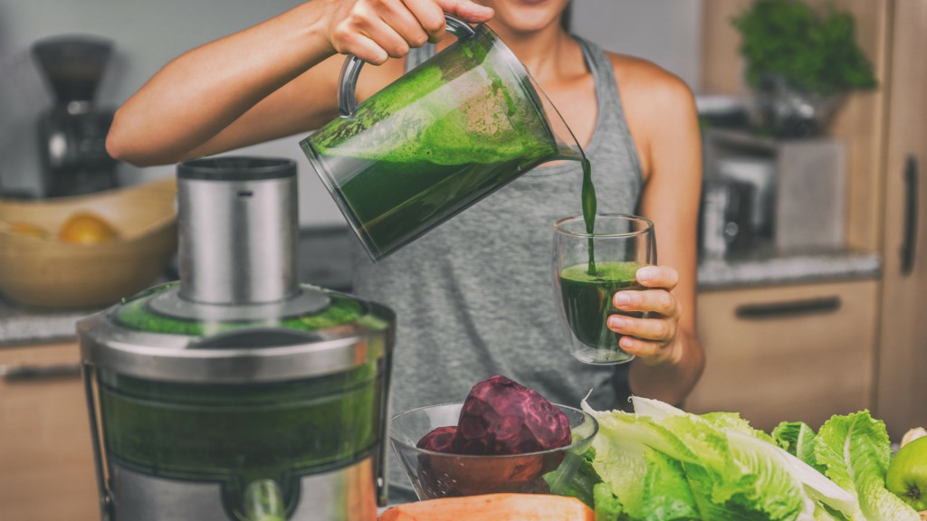 Green Smoothie Trend